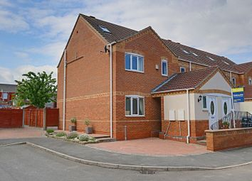 Thumbnail 3 bedroom terraced house for sale in Vagarth Close, Barton-Upon-Humber
