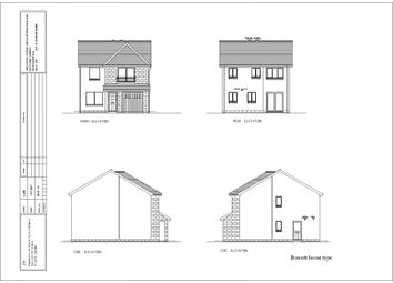 Thumbnail 4 bed property for sale in Fenton Place, Plains, Airdrie