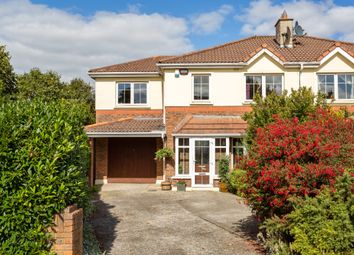 Thumbnail 4 bed semi-detached house for sale in 1 Moyglas Drive, Lucan, Dublin