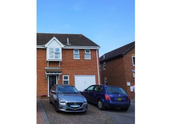 Thumbnail 3 bed semi-detached house for sale in Horseshoe Close, Maidstone