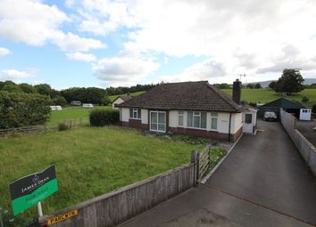 Thumbnail 3 bedroom detached bungalow for sale in Three Cocks, Brecon