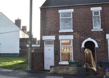 Thumbnail 2 bed end terrace house for sale in Union Road, Swadlincote