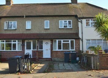 Thumbnail 2 bed terraced house to rent in Marston Avenue, Chessington