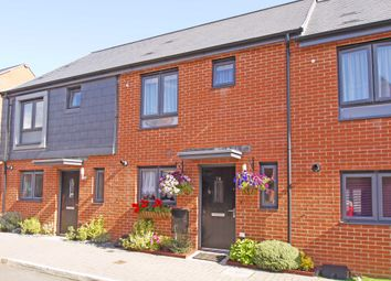 Thumbnail 2 bed terraced house for sale in Milbury Farm Meadow, Exminster, Exeter