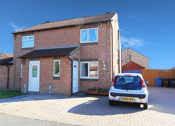 Thumbnail 2 bedroom semi-detached house to rent in Brandon Way, Kingswood, Hull