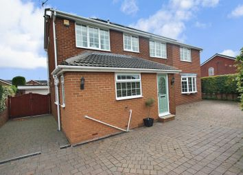 Thumbnail 4 bed detached house for sale in Langdale Drive, Ackworth, Pontefract
