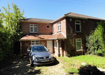 Redhill, Bassett, Southampton SO16. 5 bed semi-detached house