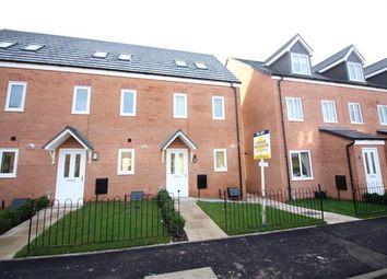 Thumbnail 3 bed property to rent in Brookwood Way, Waters Edge, Buckshaw Village
