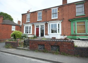 Thumbnail 2 bedroom terraced house for sale in Fort Royal Hill, Worcester