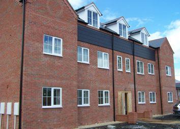 Thumbnail 2 bed flat to rent in Zaria Court, Wordsley, Stourbridge