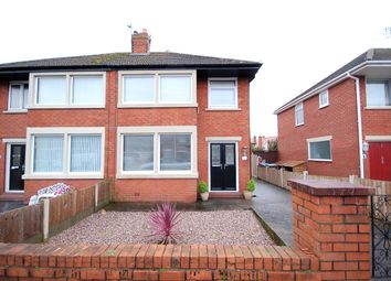 Thumbnail 2 bed semi-detached house for sale in Ravenglass Close, Blackpool, Lancashire