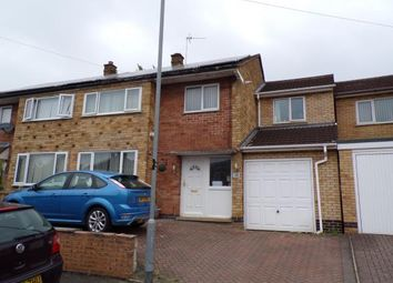 Thumbnail 4 bed semi-detached house for sale in Dovedale Road, Thurmaston, Leicester, Leicestershire