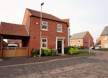 Thumbnail 3 bed semi-detached house for sale in Pickwell Drive, Syston