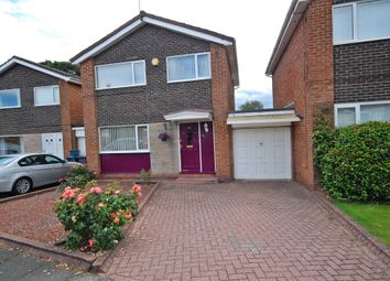 Thumbnail 3 bed link-detached house for sale in Brancepeth Close, Newton Hall, Durham