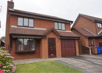Thumbnail 4 bed detached house for sale in Fernhurst Grove, Stoke-On-Trent