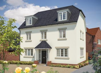 "Thumbnail 5 bed detached house for sale in ""The Mulberry"" at St. James Way, Biddenham, Bedford"