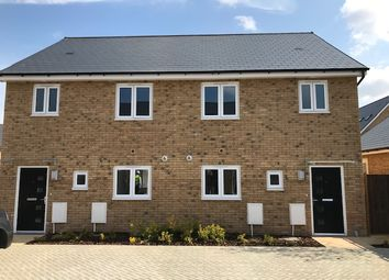 Thumbnail 3 bedroom semi-detached house for sale in Bracewell Place, Harlow