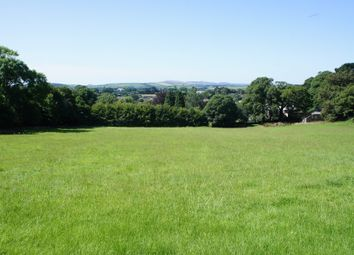 Thumbnail Land for sale in Launceston Road, Bodmin