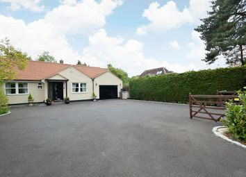 Thumbnail 3 bed detached house for sale in Nine Mile Ride, Finchampstead