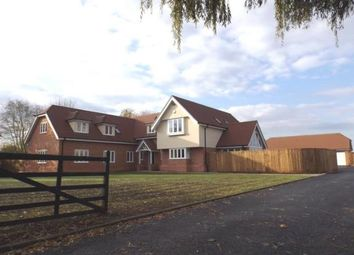 Thumbnail 5 bed detached house for sale in Little Tey, Colchester, Essex
