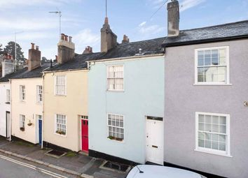 Thumbnail 2 bed terraced house for sale in Colleton Row, St. Leonards, Exeter