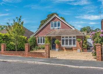Thumbnail 3 bed bungalow for sale in Pondtail Road, Fleet