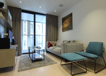 Thumbnail 1 bed flat to rent in 3 Merchant Square East, London