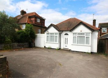Thumbnail 2 bed detached bungalow for sale in Honey Lane, Waltham Abbey, Essex