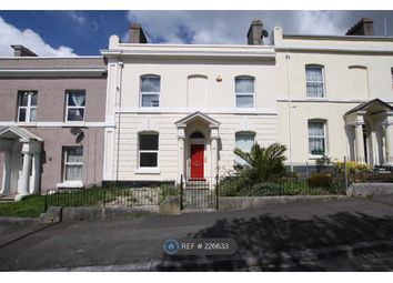 Thumbnail 2 bed flat to rent in Haddington Road, Plymouth