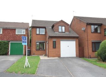 Thumbnail 4 bed detached house for sale in Rugby Drive, Tytherington, Macclesfield