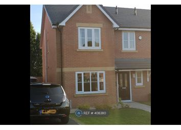 Thumbnail 4 Bed Semi Detached House To Rent In Copper Close, Kidsgrove,  Stoke