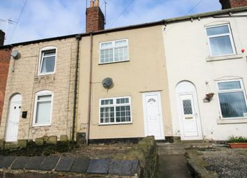 Thumbnail 2 bed terraced house to rent in Calow Lane, Hasland, Chesterfield