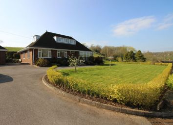 Thumbnail 5 bed country house for sale in Micklea Lane, Longsdon, Stoke-On-Trent
