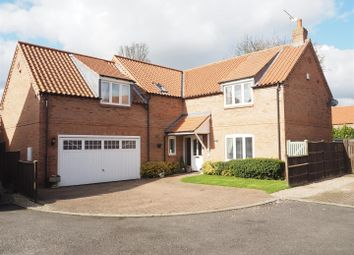 Thumbnail 5 bed detached house for sale in Speedwell House, The Cuckstools, Sutton-On-Trent