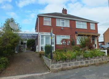 Thumbnail 3 bed semi-detached house for sale in Scragg Street, Packmoor, Stoke-On-Trent