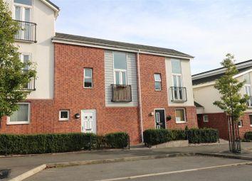 Thumbnail 3 bedroom town house for sale in Topgate Drive, Hanley, Stoke On Trent