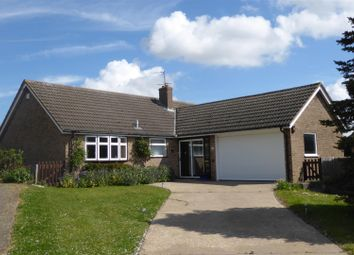 Thumbnail 2 bed detached bungalow for sale in Rose Close, North Luffenham, Oakham