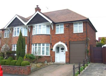 Thumbnail 4 bedroom semi-detached house for sale in Harewood Road, Allestree, Derby