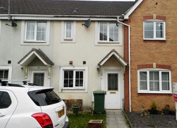 Thumbnail 2 bed terraced house for sale in Bluebell Drive, Llanharan