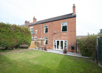 Thumbnail 4 bed semi-detached house for sale in Riber Terrace, Chesterfield