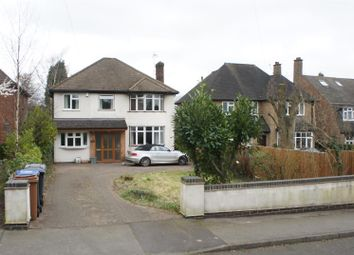 Thumbnail 4 bed detached house for sale in Leicester Road, Markfield