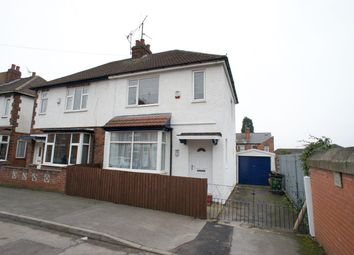 Thumbnail 2 bed semi-detached house to rent in Belvoir Street, New Normanton, Derby