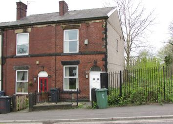 Thumbnail 2 bedroom end terrace house for sale in Walshaw Road, Walshaw, Bury