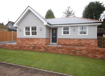Thumbnail 2 bed bungalow for sale in Stacey Drive, Langdon Hills, Essex