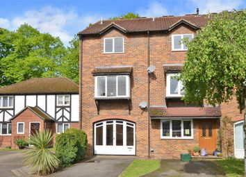 Thumbnail 3 bed end terrace house for sale in Kings Chase, East Molesey