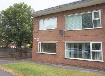 Thumbnail 2 bed flat for sale in Worcester Road, Cheadle