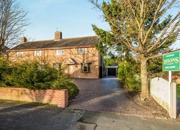 Thumbnail 3 bed semi-detached house for sale in Alton Avenue, Willenhall, West Midlands