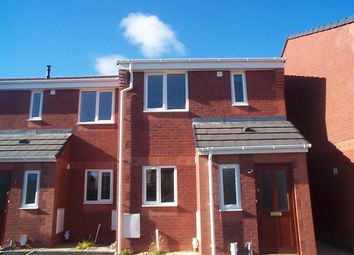 Thumbnail 2 bed town house to rent in Cae Richard, Rhosllanerchrugog, Wrexham