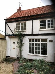 Thumbnail 1 bed cottage for sale in Laneham Street, Rampton, Retford