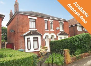 Thumbnail 3 bed semi-detached house to rent in Chatsworth Road Gold, Bitterne, Southampton, Hampshire